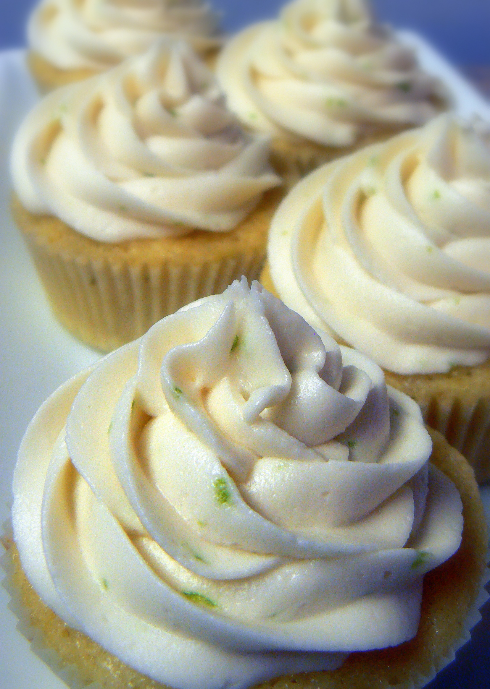 Mini Baker S Carrot Cake With Cream Cheese Frosting